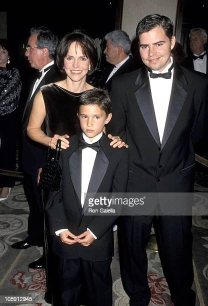 Sally Field and Sons Samuel Greisman and Peter Craig
