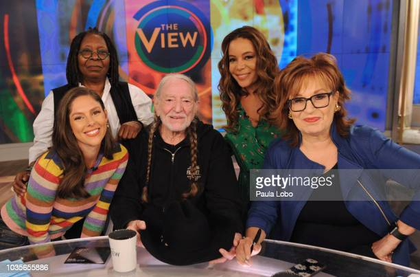 THE VIEW Sally Field and Willie Nelson are the guests today Tuesday September 18 2018 on ABC's 'The View' 'The View' airs MondayFriday on the ABC...