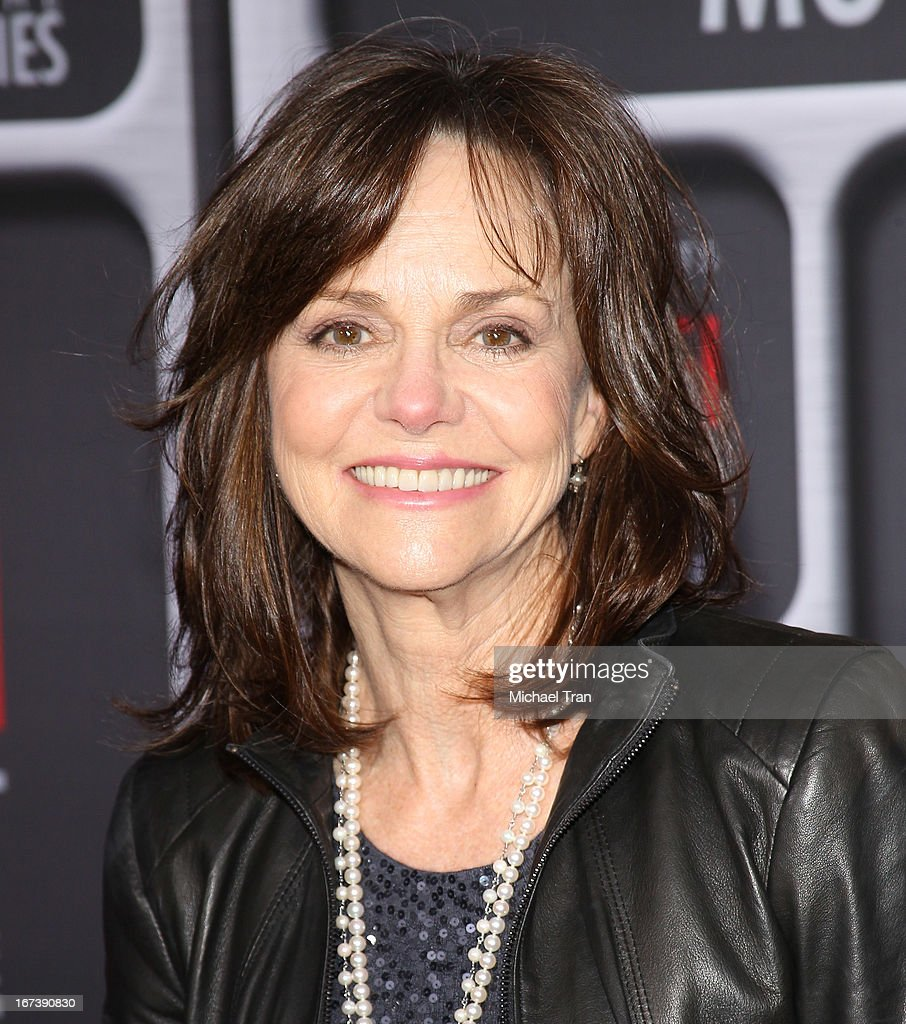 Sally Field arrives at the Target presents AFI Night at the movies held at ArcLight Hollywood on April 24, 2013 in Hollywood, California.