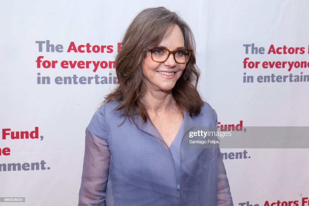 Sally Field attends The 2017 Actors Fund Gala at Marriott Marquis Times Square on May 8, 2017 in New York City.