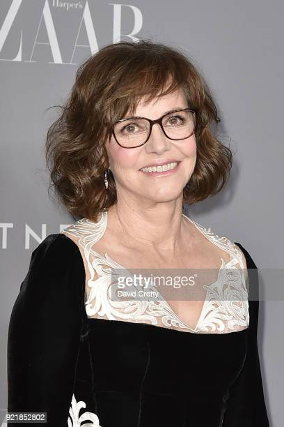 Sally Field attends the 20th CDGA Arrivals on February 20 2018 in Beverly Hills California