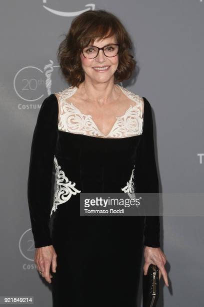 Sally Field attends the 20th CDGA on February 20 2018 in Beverly Hills California