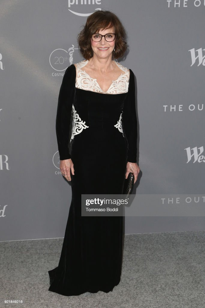 Sally Field attends the 20th CDGA (Costume Designers Guild Awards) on February 20, 2018 in Beverly Hills, California.