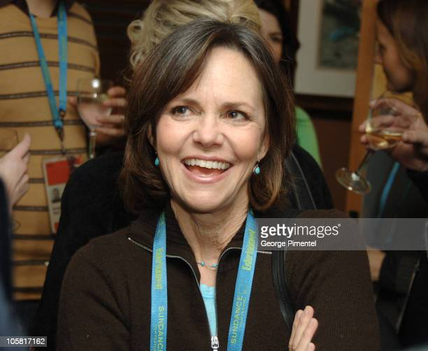 Sally Field during 2006 Sundance Film Festival Board of Director's Luncheon at Blind Dog in Park City Utah United States