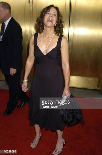 Sally Field during 59th Annual Tony Awards Outside Arrivals at Radio City Music Hall in New York City New York United States