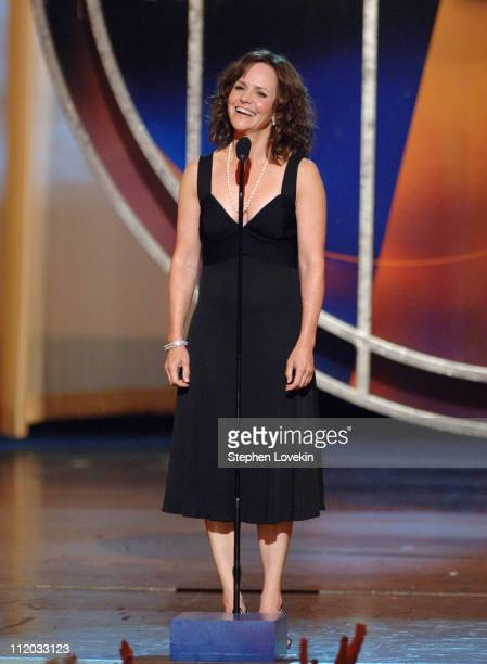 Sally Field during 59th Annual Tony Awards Show at Radio City Music Hall in New York City New York United States