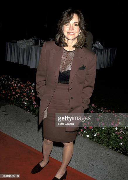 Sally Field during Eye For An Eye Los Angeles Premiere Benefiting Natural Neurofibromatosis at Paramount Studios in Hollywood CA United States