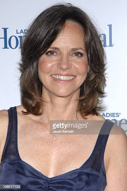 Sally Field during First Annual Ladies' Home Journal Health Breakthrough Awards August 2 2006 at The Roosevelt Hotel in New York City New York United...
