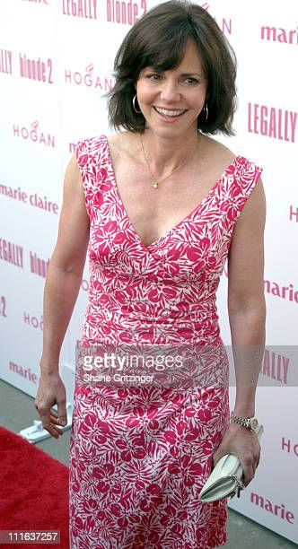 Sally Field during 'Legally Blonde 2 Red White Blonde' Special Screening at United Artists Southampton Theater in Southampton New York United States