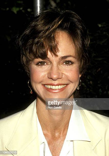 Sally Field during Rape Foundation Fundraiser Brunch September 23 1991 in Holmby Hills California United States