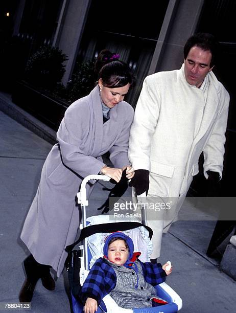 Sally Field Husband Alan Greisman and Son Samuel Greisman