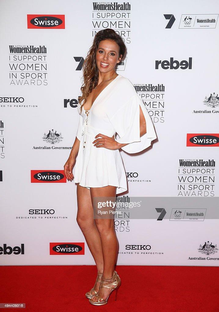 Women's Health I Support Women in Sport Awards