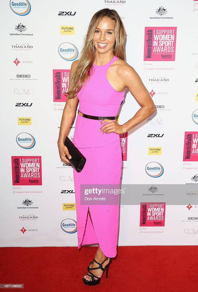 Women's Health 'I Support Women In Sport' Awards - Arrivals