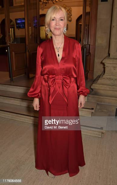 Sally Greene attends A Night At Ronnie Scotts 60th Anniversary Gala at the Royal Albert Hall on October 30 2019 in London England