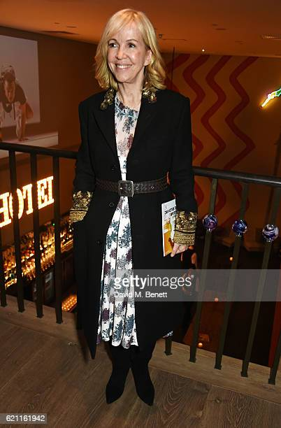 Sally Greene attends the press night after party celebrating The Old Vic's production of King Lear at the Ham Yard Hotel on November 4 2016 in London...