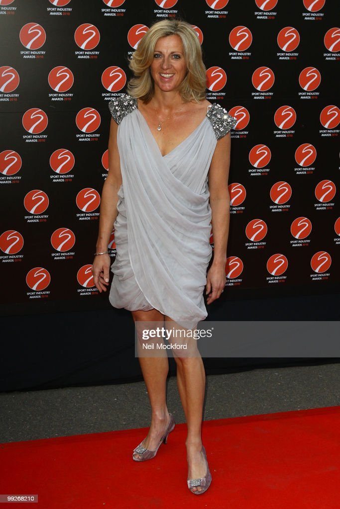 Sally Gunnell attends the Sport Industry Awards at Battersea Evolution on May 13, 2010 in London, England.
