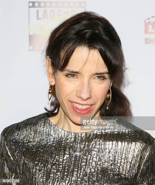 Sally Hawkins attends the Inaugural Los Angeles Online Film Critics Society Award Ceremony on January 10 2018 in Hollywood California