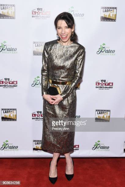 Sally Hawkins attends The Inaugural Los Angeles Online Film Critics Society Award Ceremony at Taglyan Complex on January 10 2018 in Los Angeles...