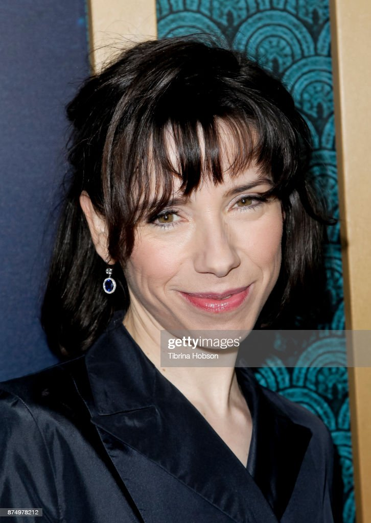 Sally Hawkins attends the premiere of 'The Shape Of Water' at Academy Of Motion Picture Arts And Sciences on November 15, 2017 in Los Angeles, California.