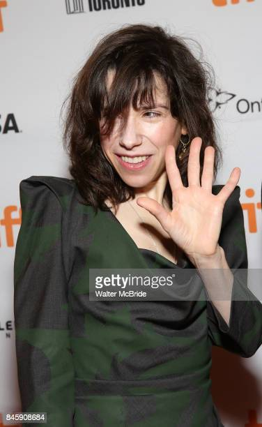 Sally Hawkins attends 'The Shape of Water' premiere during the 2017 Toronto International Film Festival at The Elgin on September 11 2017 in Toronto...
