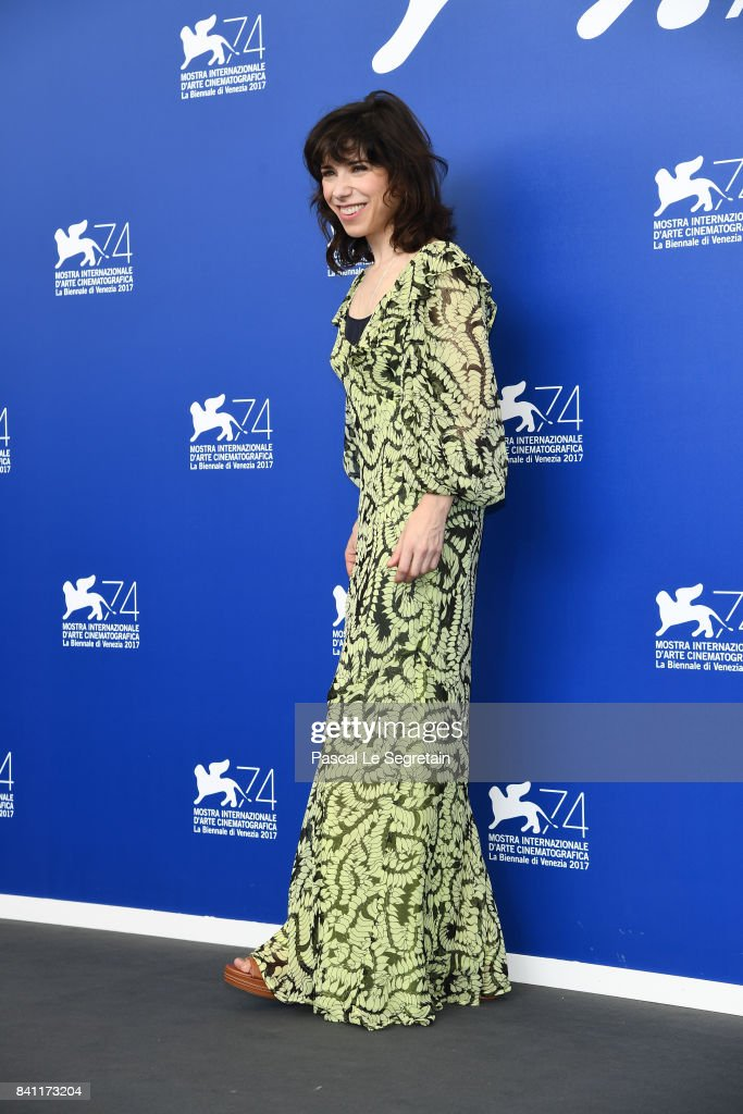 Sally Hawkins attends the 'The Shape Of Water' photocall during the 74th Venice Film Festival at Sala Casino on August 31, 2017 in Venice, Italy.