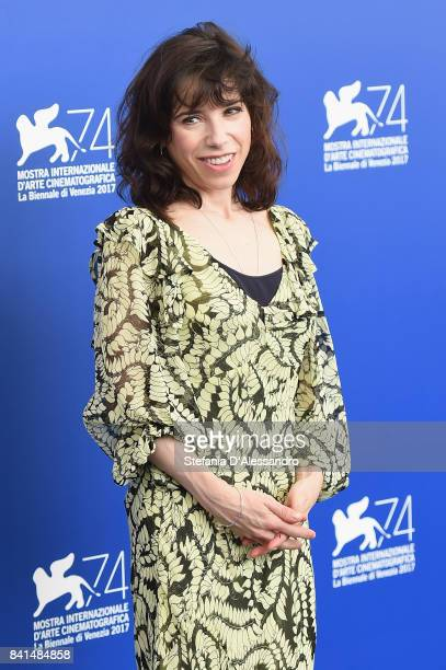 Sally Hawkins attends the 'The Shape Of Water' photocall during the 74th Venice Film Festival on August 31 2017 in Venice Italy