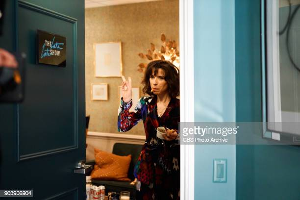 Sally Hawkins checks in from the green room with James Corden during 'The Late Late Show with James Corden' Tuesday January 9 2018 On The CBS...
