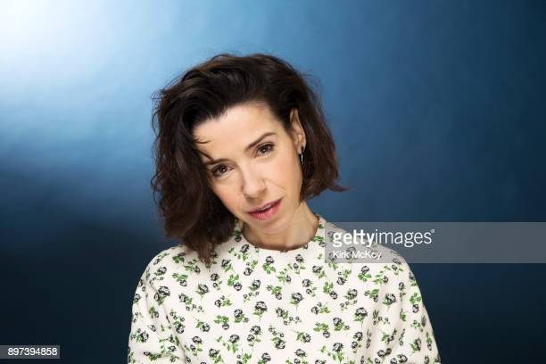Sally Hawkins of 'The Shape of Water' is photographed for Los Angeles Times on November 17 2017 in Los Angeles California PUBLISHED IMAGE CREDIT MUST...