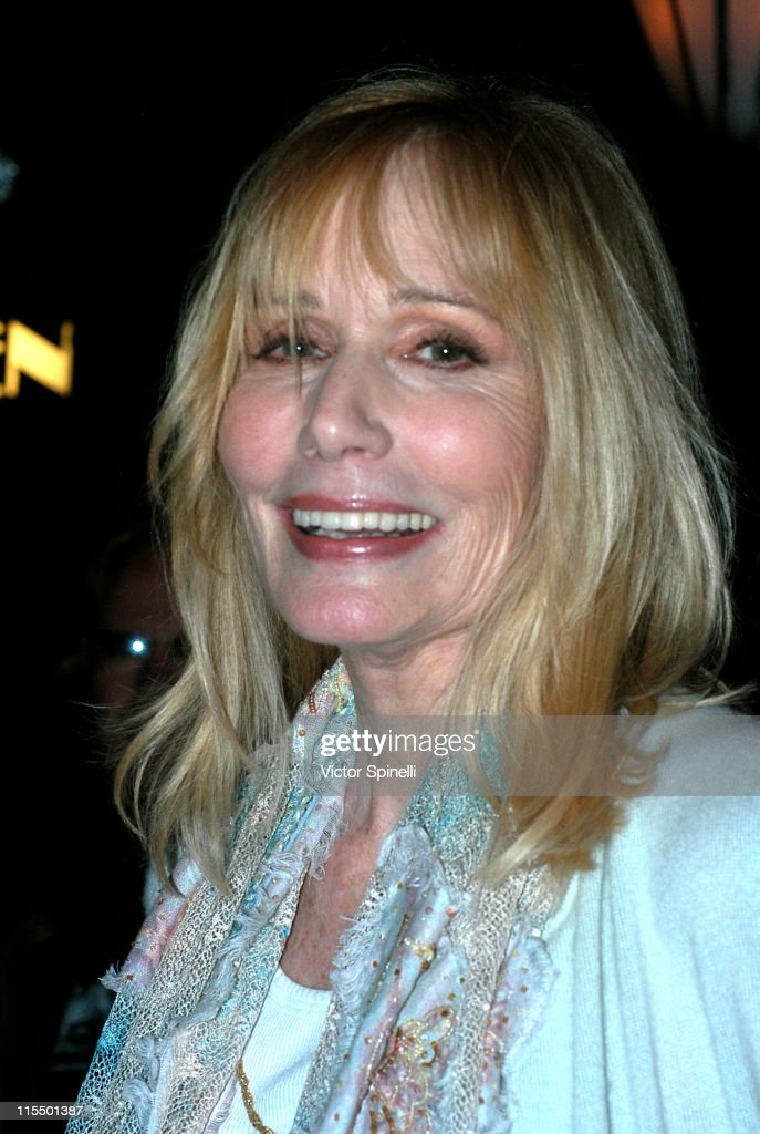 Sally Kellerman performing with her Jazz band