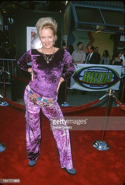 Sally Kirkland during 'American Pie' West Coast Premiere at Cineplex Odeon Universal Studios Cinema in Universal City California United States
