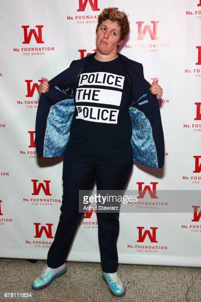 Sally Kohn attends the Ms. Foundation for Women 2017 Gloria Awards Gala & After Party at Capitale on May 3, 2017 in New York City.