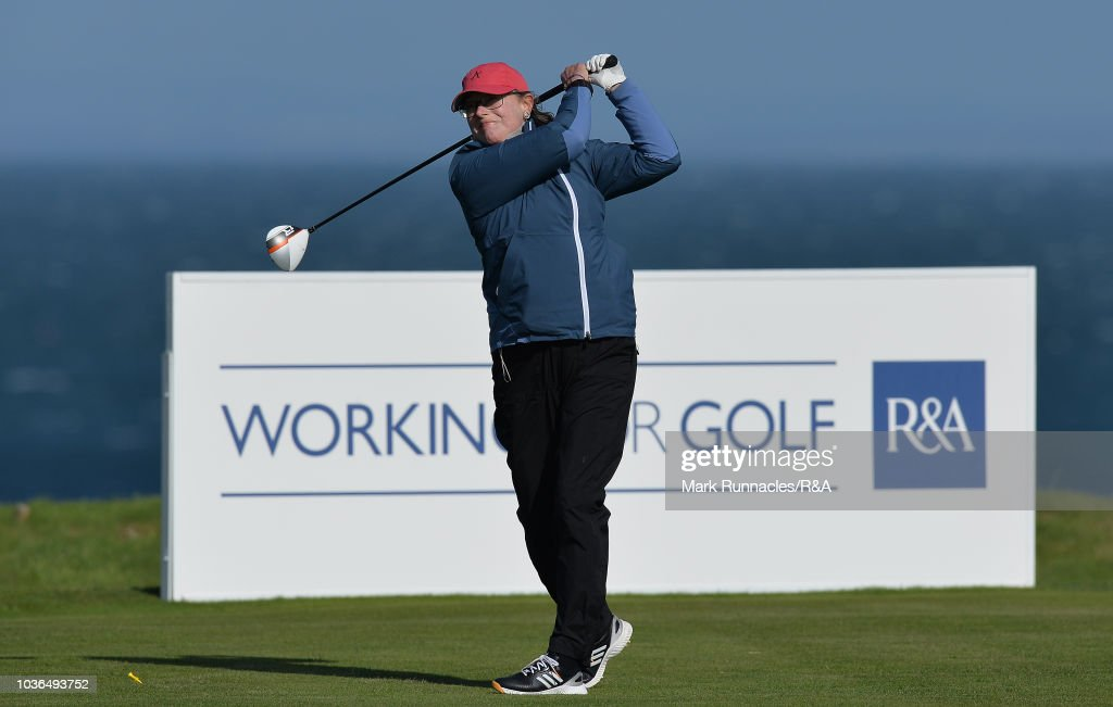 Ladies Senior British Open Amateur Championship - Day Three