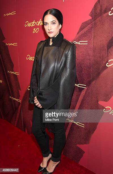 Sally Lapointe attends Indochine's 30th Anniversary Party at Indochine on November 7, 2014 in New York City.