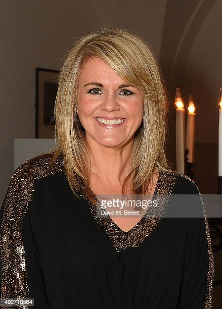 Sally Lindsay attends the Attitude Awards 2015 at Banqueting House on October 14 2015 in London England