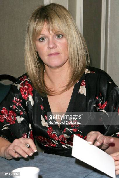 Sally Lindsay during London Taxi Drivers' Fund for Underpriviledged Children at Grosvenor House in London England United Kingdom