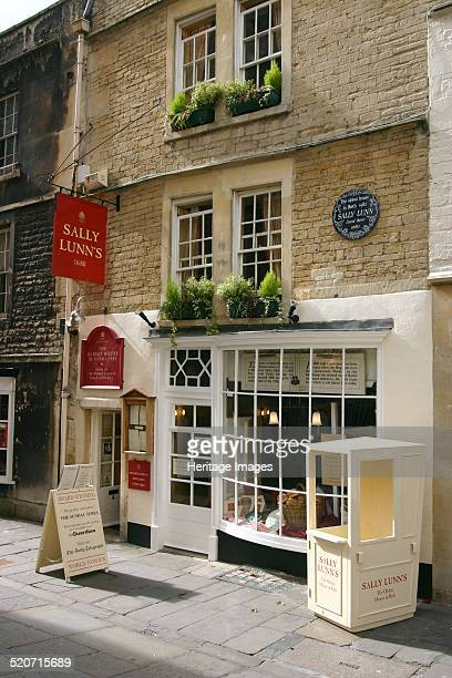 Sally Lunn's House Bath Avon This tea shop is the home of the Sally Lunn Bun first baked in the 17th century