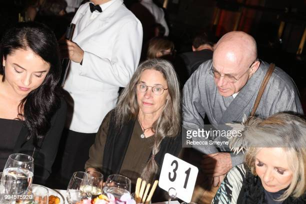 Sally Mann attends the Gordon Parks Foundation Annual Awards Dinner at Cipriani 42nd Street on May 22 2018 in New York New York