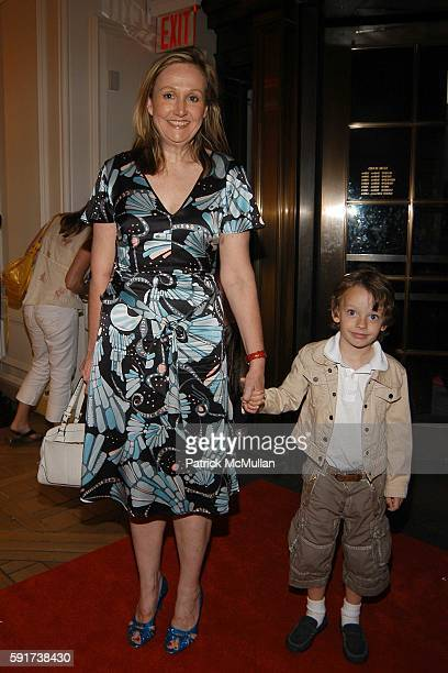 Sally Morrison and Toby Corsar attend Madonna Childrens Book Lotsa de Casha published by Callaway Arts and Entertainment at Bergdorf Goodman on June...