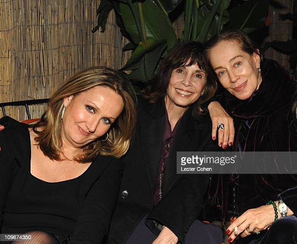 Sally Morrison Diamond Information Center Talia Shire and Milena Canonero