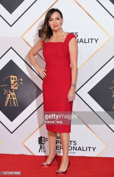 Sally Nugent attends the 2018 BBC Sports Personality Of The Year at The Vox Conference Centre on December 15 2018 in Birmingham England