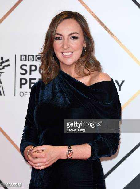 Sally Nugent attends the BBC Sport Personality of the Year 2019 at P&J Live Arena on December 15, 2019 in Aberdeen, Scotland.