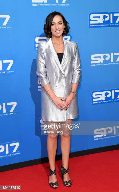 Sally Nugent attends the BBC Sports Personality of the Year 2017 Awards at the Echo Arena on December 17 2017 in Liverpool England