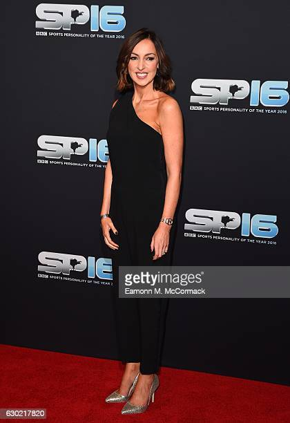Sally Nugent attends the BBC Sports Personality Of The Year on December 18 2016 in Birmingham United Kingdom