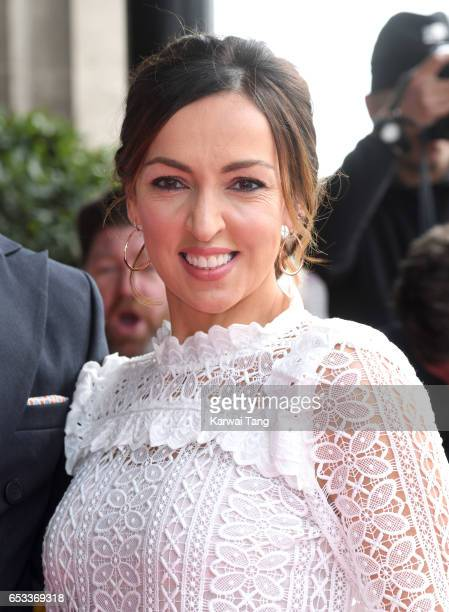 Sally Nugent attends the TRIC Awards 2017 at the Grosvenor House on March 14, 2017 in London, United Kingdom.