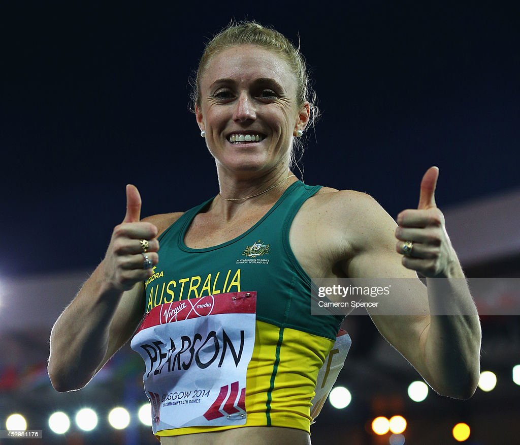 20th Commonwealth Games - Day 8: Athletics : News Photo
