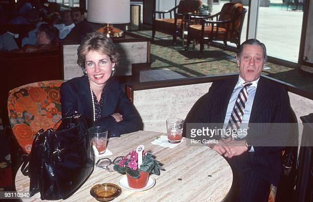 Sally Quinn and Ben Bradlee