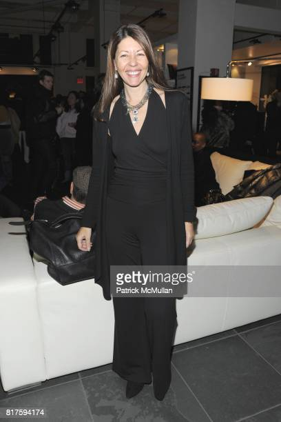 Sally Randall Brunger attends 8TH ANNUAL BoCONCEPT/KOLDESIGN HOLIDAY PARTY at BoConcept on December 14 2010 in New York City