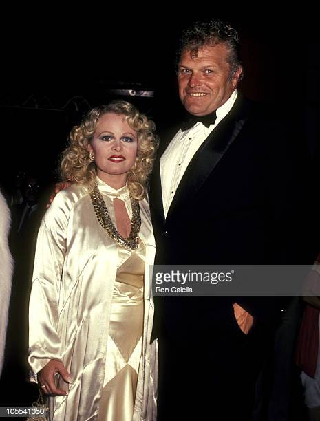 "Sally Struthers and Brian Dennehy during 50th Anniversary of ""King Kong"" at Mann's Chinese Theater in New York City, New York, United States."