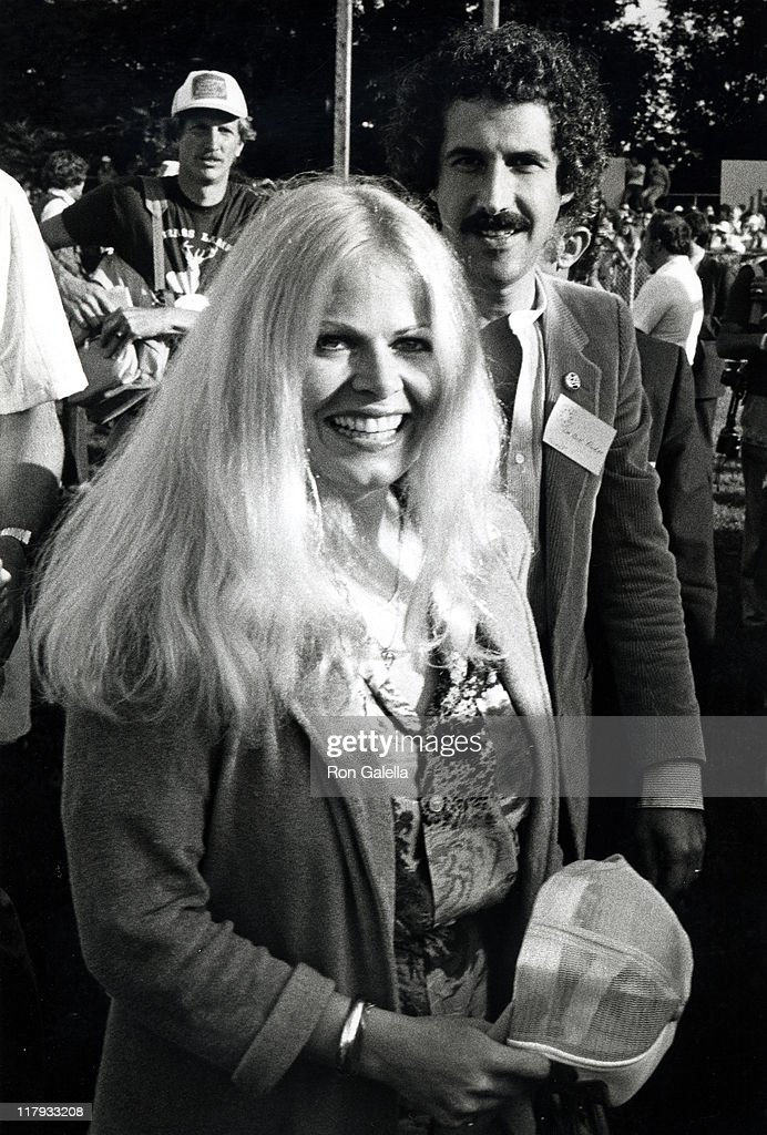 Sally Struthers and Husband William Rader during 1979 Special Olympics at SUNY Brockport Campus in Brockport, New York, United States.