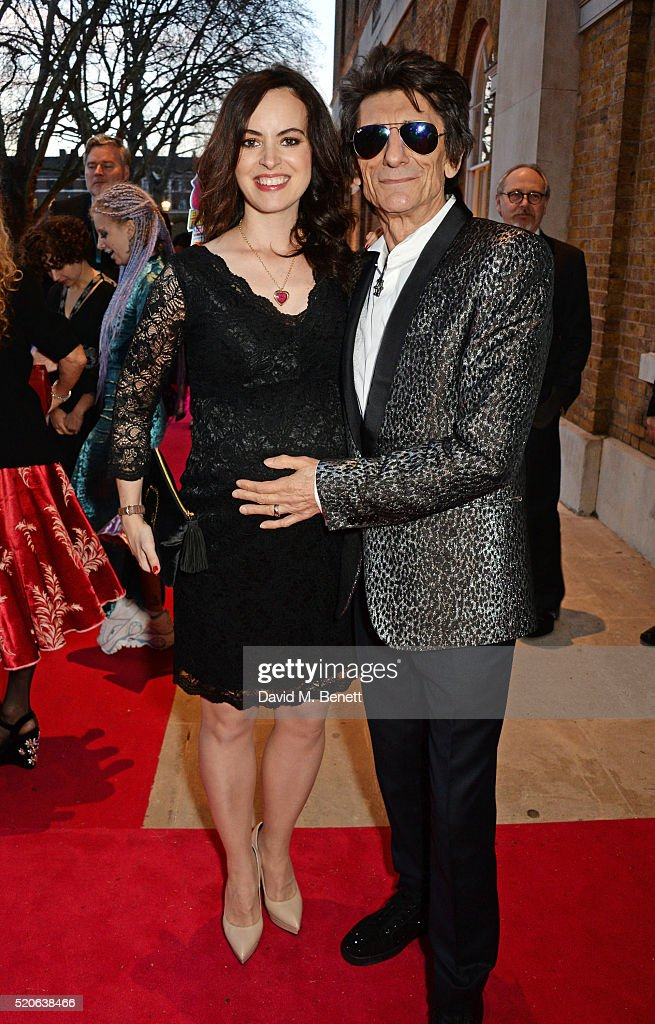 'The Rolling Stones: Exhibitionism' - Private View - VIP Arrivals